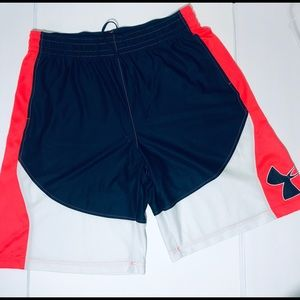 Under Armour Athletic Basketball Shorts